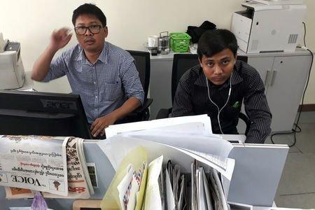 معاون ترامپ: میانمار فورا خبرنگاران بازداشتی رویترز را آزاد کند