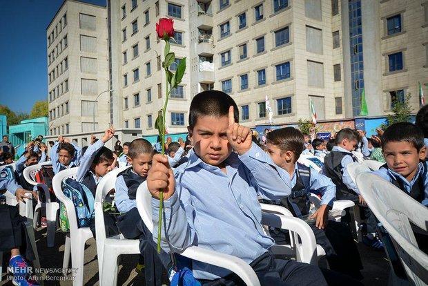 88 هزار دانش آموز کلاس اول وارد مدارس فارس شدند