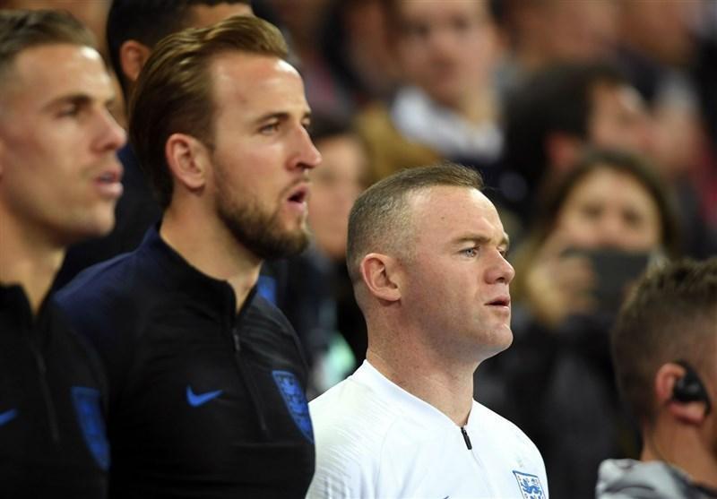 فوتبال دنیا، رونی: هری کین رکورد گلزنی مرا خواهد شکست، آینده درخشانی در انتظار تیم ملی انگلیس است