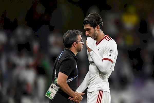 انصاری فرد: کی روش خدمت ویژه ای به فوتبال ایران کرد
