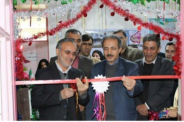 جشنواره جابربن حیان در مرند افتتاح شد