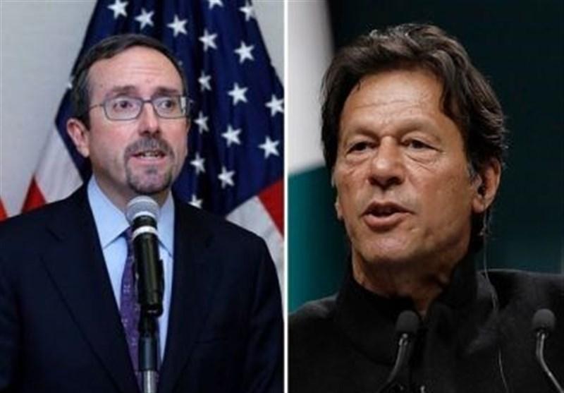 واکنش تند سفیر آمریکا به اظهارات عمران خان درباره افغانستان