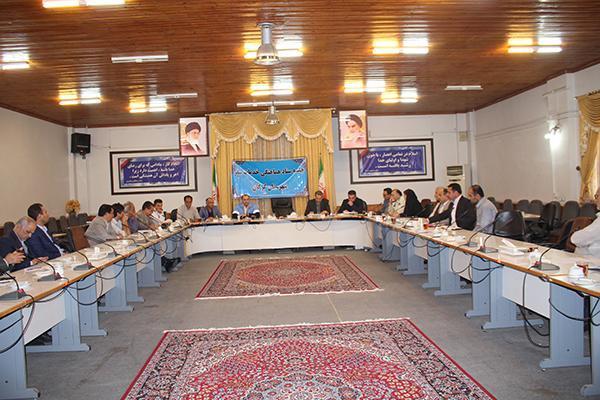 جلسه ستاد اجرایی خدمات سفر شهرستان گرگان برگزار گردید