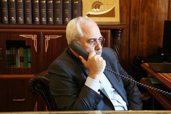 ظریف با همتایان خود در کشورهای اسلامی درباره منطقه مصاحبه کرد