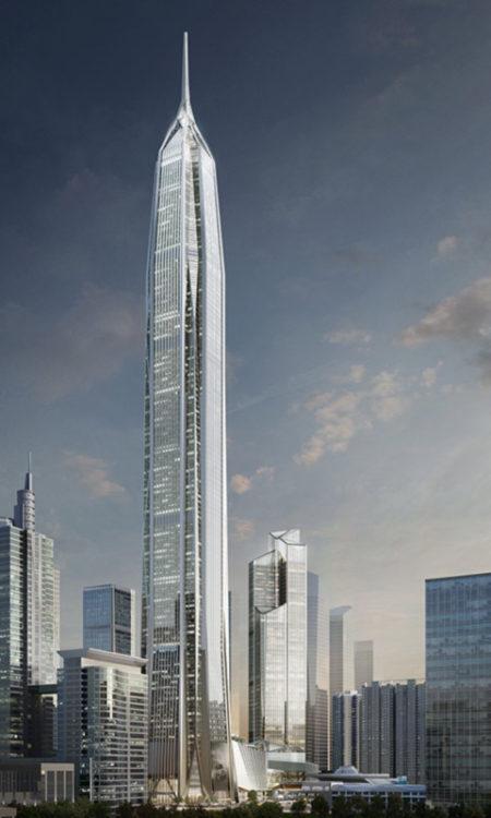 آوازه ساختمان های بلند و مشهور در دنیا