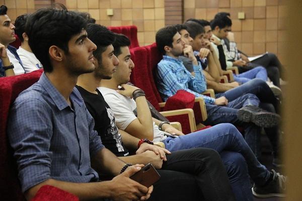 پذیرش 300 دانشجوی جدید الورود در دانشگاه صنعتی کرمانشاه