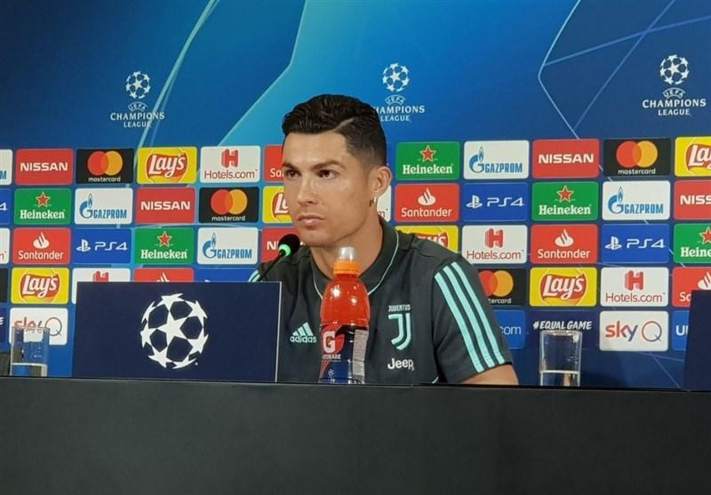 رونالدو: فکر نمی کنم یوونتوس بدون من متفاوت باشد، این فصل هجومی تر بازی می کنیم