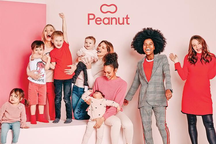 مادر شدن به معنای انزوا نیست! سابقه تجربه در Peanut