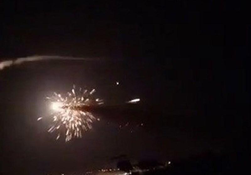 انهدام پهپادهای تروریست ها در شمال غربی سوریه
