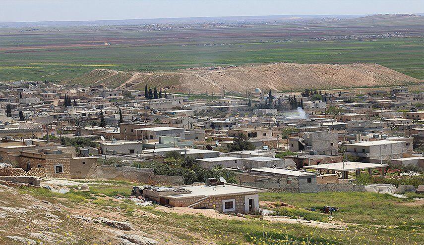 حمله راکتی عناصر مسلح به روستاهای حلب سوریه